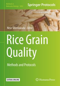 Rice Grain Quality