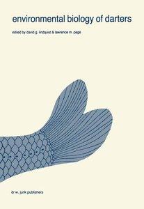 Environmental biology of darters