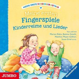 Meine Erste Kinderbibliothek.Meine Ersten Finger-