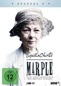 Agatha Christie: Marple. Staffel.3, 2 DVD