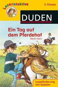 Ein Tag auf dem Pferdehof (2. Klasse)