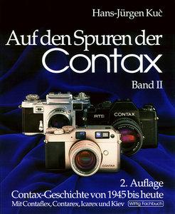 Auf den Spuren der Contax, Band II. Zweite Auflage.