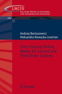 Time-Varying Sliding Modes for Second and Third Order Systems