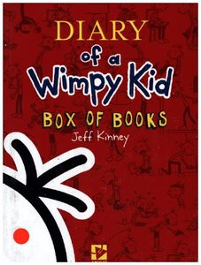 Diary of a Wimpy Kid 01 - 09