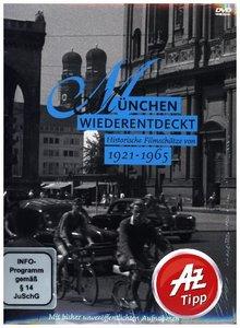 München wiederentdeckt 2 1921 - 1965 - Historische Filmschätze