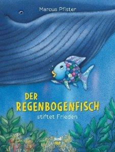 Der Regenbogenfisch stiftet Frieden