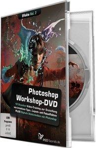 Photoshop-Workshop-DVD - Effekte für Typo, Layout & Foto - Vol.