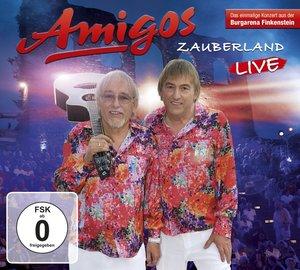 Zauberland (Live 2017)-Limitierte Fanbox