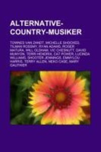 Alternative-Country-Musiker