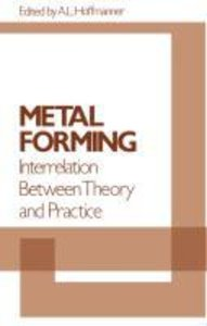 Metal Forming Interrelation Between Theory and Practice