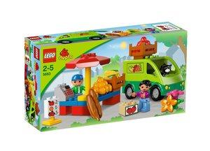 LEGO® Duplo Town 5683 - Marktstand