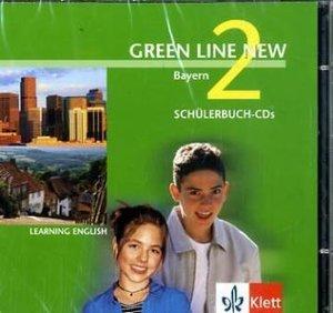 Green Line New 2. 2 CD zum Schülerbuch. Bayern