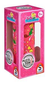 Puzzle Tower für Kinder. Bibi Blocksberg