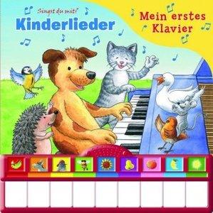 Mein erstes Klavier - Kinderlieder