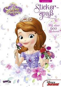 Sofia die Erste - Stickerspaß