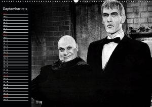 Kultfilme - schwarz-weiße Klassiker (Wandkalender 2019 DIN A2 qu
