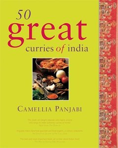 50 Great Curries of India with DVD