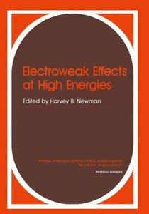 Electroweak Effects at High Energies