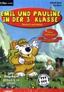 Emil und Pauline in der 3. Klasse. CD-ROM für Windows/Mac