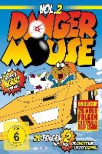 Danger Mouse Vol.2-Die 2.Staffel (2-DVD-Box)