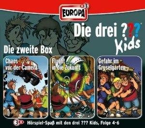 Die drei ??? Kids. Box 2 (drei Fragezeichen)