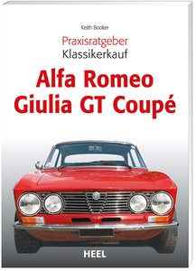 Praxisratgeber Klassikerkauf: Alfa Romeo GT Coupé