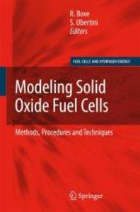 Modeling Solid Oxide Fuel Cells
