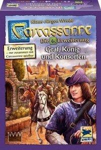 Carcassonne. Graf, König und Konsorten, Erweiterung 6
