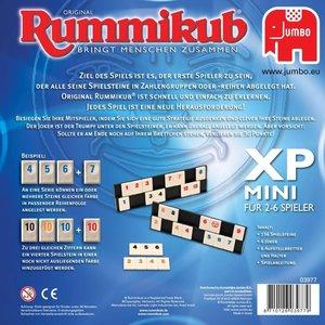 Original Rummikub Mini XP für 2-6 Spieler