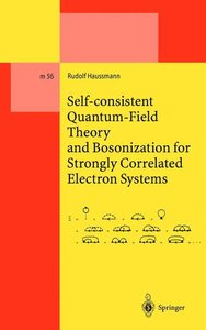 Self-consistent Quantum-Field Theory and Bosonization for Strong
