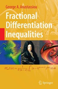 Fractional Differentiation Inequalities