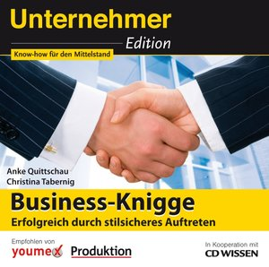 Unternehmeredition - Business-Knigge