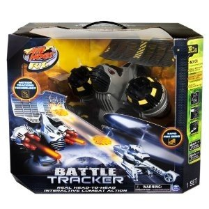 Spin Master 6017519 - RC AirHogs: Battle Tracker
