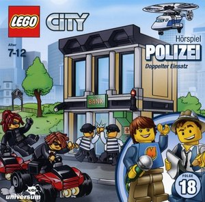 LEGO City 18: Polizei (CD)
