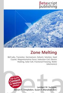 Zone Melting