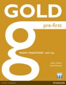 Gold Pre-First Maximiser (with Key)