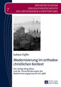 Modernisierung im orthodox-christlichen Kontext