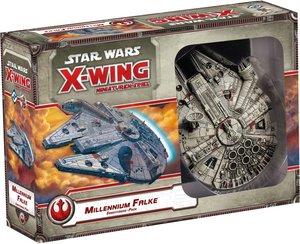 Heidelberger Spieleverlag HEI0408 - SW X-Wing: Millennium Falke,