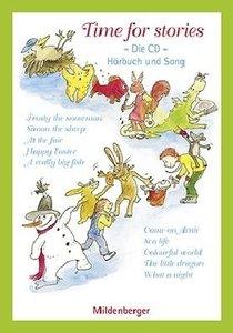 Time for stories - Die CD - Lieder und Texte zu den Heften 1 - 1