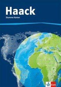 Der Haack Weltatlas für Sekundarstufe 1. Stumme Karten. Kopiervo