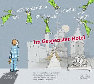 Im Gespenster-Hotel (Digipack Version)
