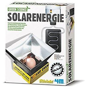 Green Science, Solarenergie (Experiementierkasten)