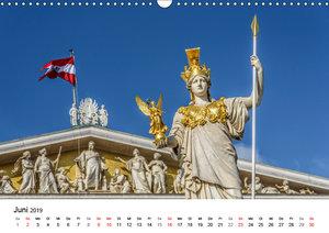 Foto Momente Wien (Wandkalender 2019 DIN A3 quer)