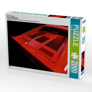 Ein Motiv aus dem Kalender Ferrari 288 GTO 2000 Teile Puzzle que