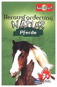 Herausforderung NATUR Pferde