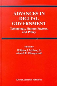 Advances in Digital Government