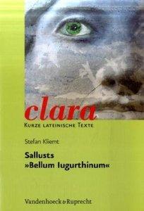 Sallusts »Bellum Iugurthinum«