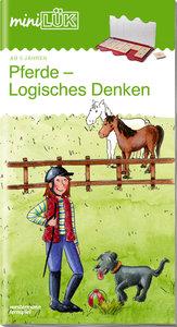 LÜK mini. Pferde Logisches Denken