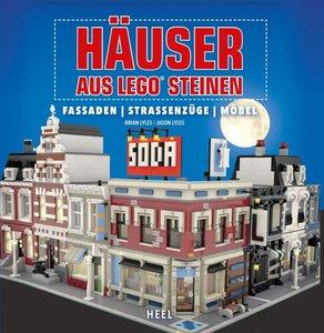 Häuser aus LEGO® Steinen