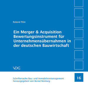 Ein Merger & Acquisition Bewertungsinstrument für Unternehmensüb
